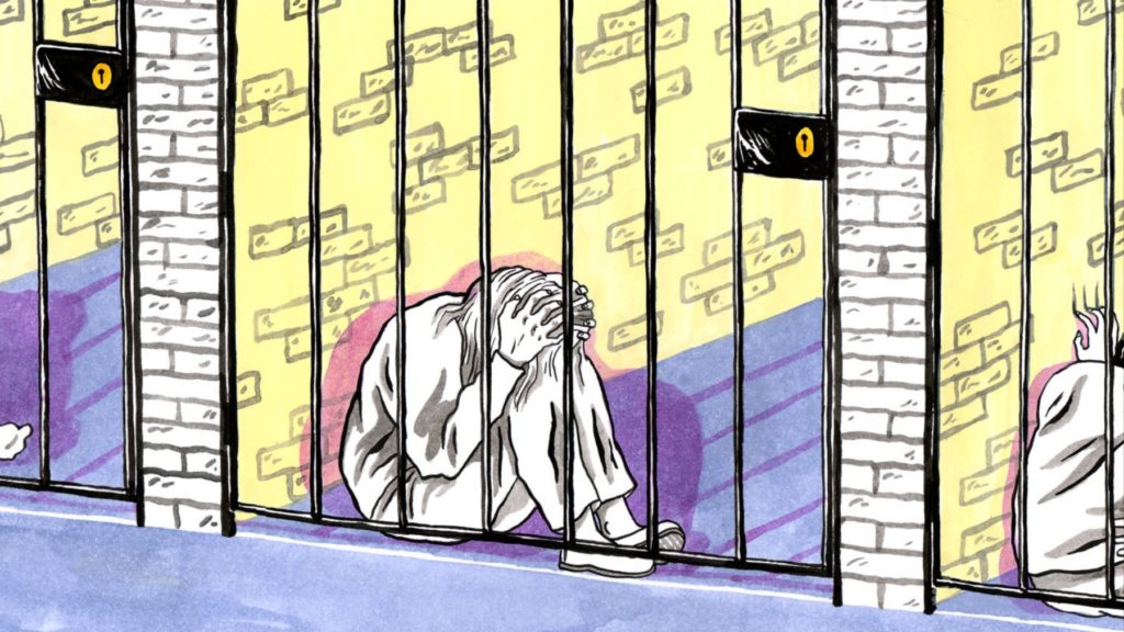 England invented a new hell for women prisoners