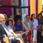 Radio WIBG: In France, in Saint Denis, Ghada Hatem opens a Women's House